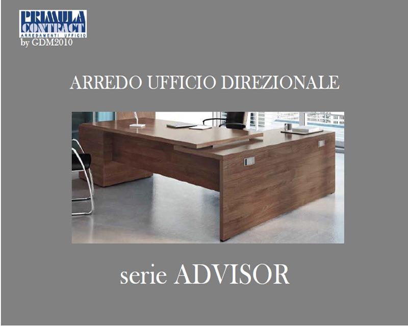 advisor - linea ufficio - primula italia - arredamento per la casa ... - Primula Arredo Bagno